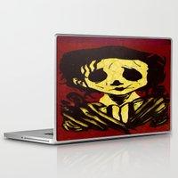 edward scissorhands Laptop & iPad Skins featuring Edward Scissorhands by Jide