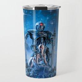 The Quantum Warrior Travel Mug
