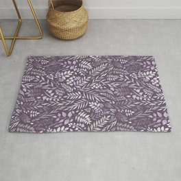Lavender (Essential Oil Collection) Rug