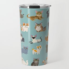 Cats! Travel Mug