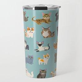 Cats! Travel Mug