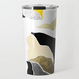 golden earth Travel Mug