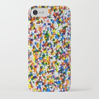 sprinkles iPhone & iPod Cases featuring Sprinkles by Electric Avenue