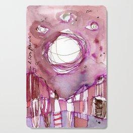 Luna Cutting Board