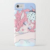 icecream iPhone & iPod Cases featuring Icecream by JupiterBlossem