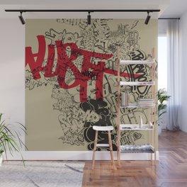 Lust Wall Mural
