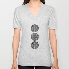 Dots on the Rocks Unisex V-Neck