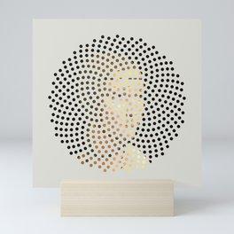 Optical Illusions - Famous Work of Art 5 Mini Art Print