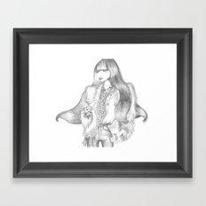 Drink Framed Art Print