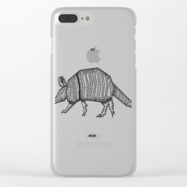 Armadillo T copy Clear iPhone Case