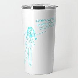 Oversized Everything Travel Mug