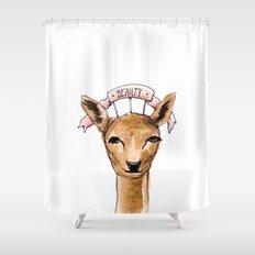 BEAUTY / Nr. 1 Shower Curtain