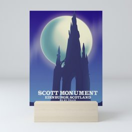 The Scott Monument, Edinburgh,Scotland Mini Art Print