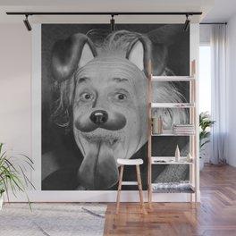 Albert Einstein Wall Mural