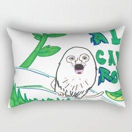 El Grito De La Jungla! Rectangular Pillow