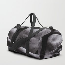 Distressed Lingerie Duffle Bag