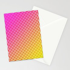 80's grade pink Stationery Cards