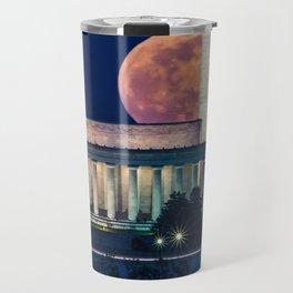 Postcard View of DC Travel Mug