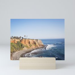 Point Vicente Lighthouse (color version) Mini Art Print