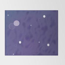Galaxy Pattern Throw Blanket