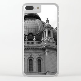Cathedral of  St. Paul Clear iPhone Case