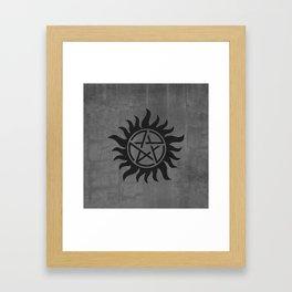 SP 01 Framed Art Print