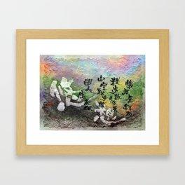 yuusou Framed Art Print