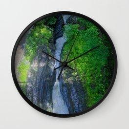 Gorgeous Gorge Wall Clock