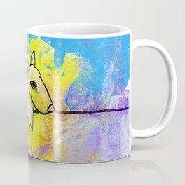 Dog No.1b by Kathy Morton Stanion Coffee Mug
