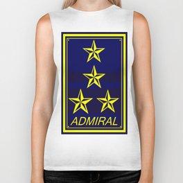 Admiral. Biker Tank