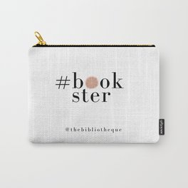 #Bookster Carry-All Pouch