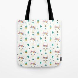 Darling LLamas Tote Bag