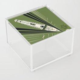 World's wonders /Las maravillas del mundo Acrylic Box