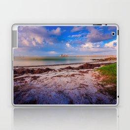 City Pier on Anna Maria Island Laptop & iPad Skin