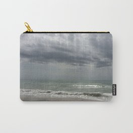 Lake Michigan storm Carry-All Pouch