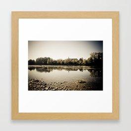Sérénité Framed Art Print