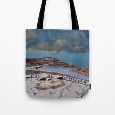 Pic de Morgon Tote Bag