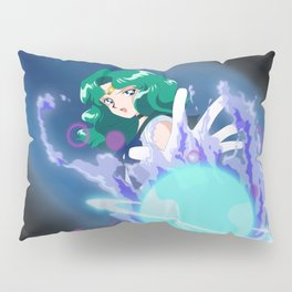 Sailor Neptune - Deep submerge Pillow Sham