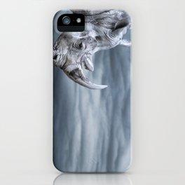 Thunder Rhino iPhone Case