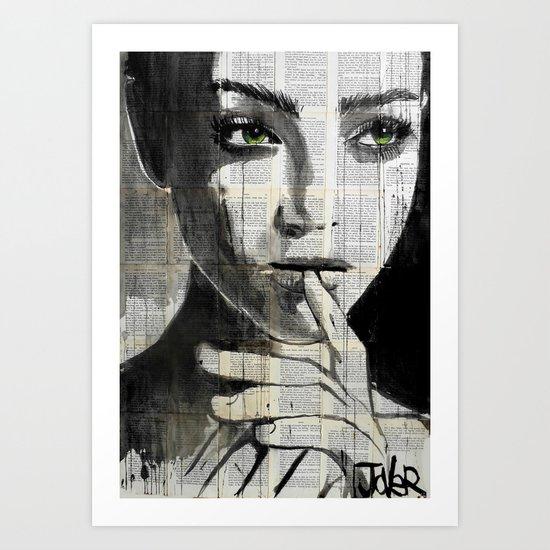 undine Art Print