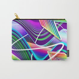 Neon Gateway Carry-All Pouch