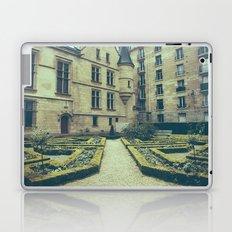 French Garden Maze IV Laptop & iPad Skin
