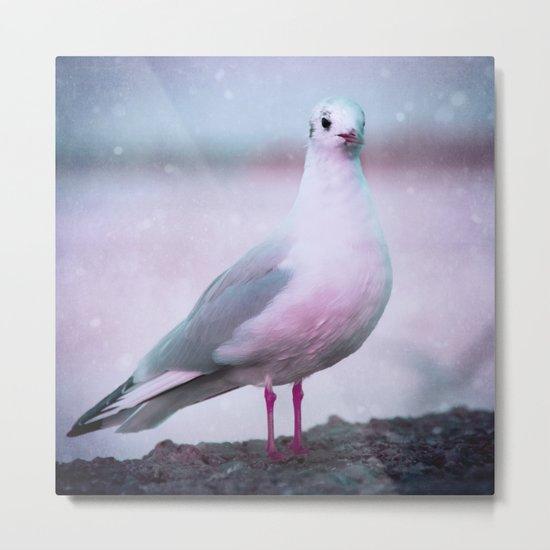 SONG OF A BIRD Metal Print