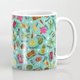 It's A Tiki Party! Coffee Mug