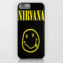 Nirvana iPhone Case