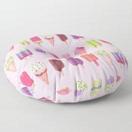 Tasty Treats Floor Pillow