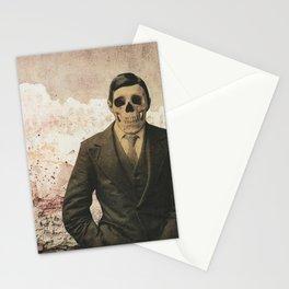 dermis_4 Stationery Cards