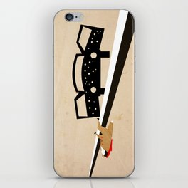 Santino Ambushed iPhone Skin