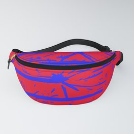botanical abstract Fanny Pack