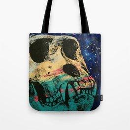 Gorilla Skull Tote Bag